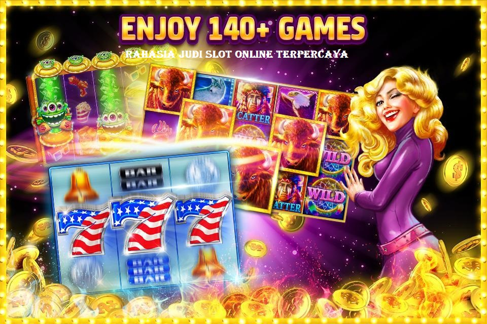 Rahasia Judi Slot Online Terpercaya
