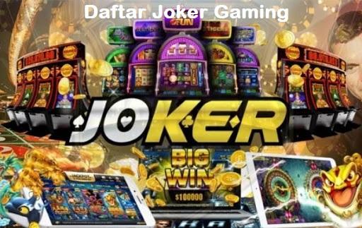 Daftar Joker Gaming