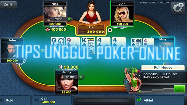 Manfaat Terbaik Ikuti Game Online Poker IDN