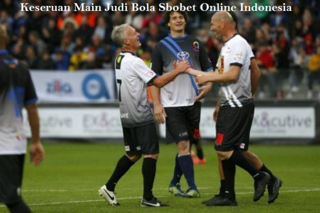 Keseruan Main Judi Bola Sbobet Online Indonesia